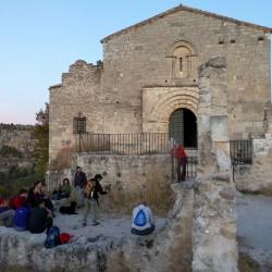 Hoces del Río Duratón – Ermita de San Frutos