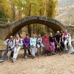 Hoces del Río Duratón – Ruta del puente de Talcano al puente de Villaseca