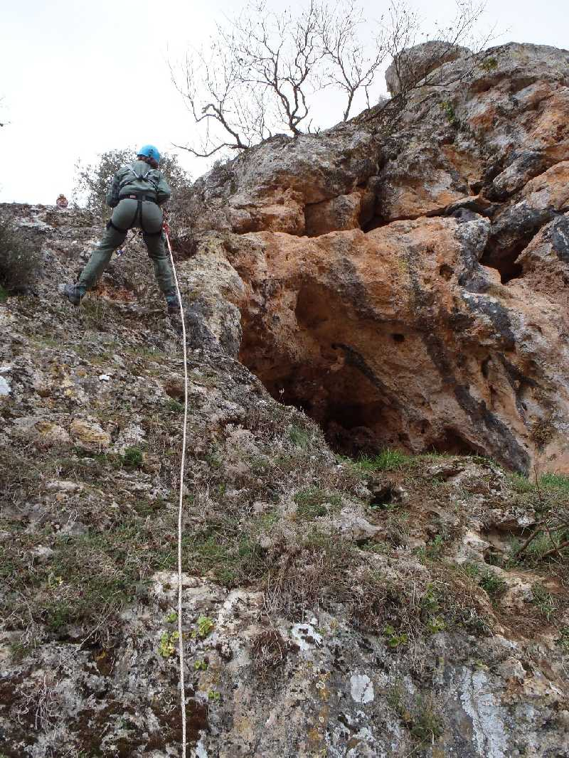 Curso 2012 carrizosa 9 grupo de espeleolog a huesos - Utilidades del yeso ...