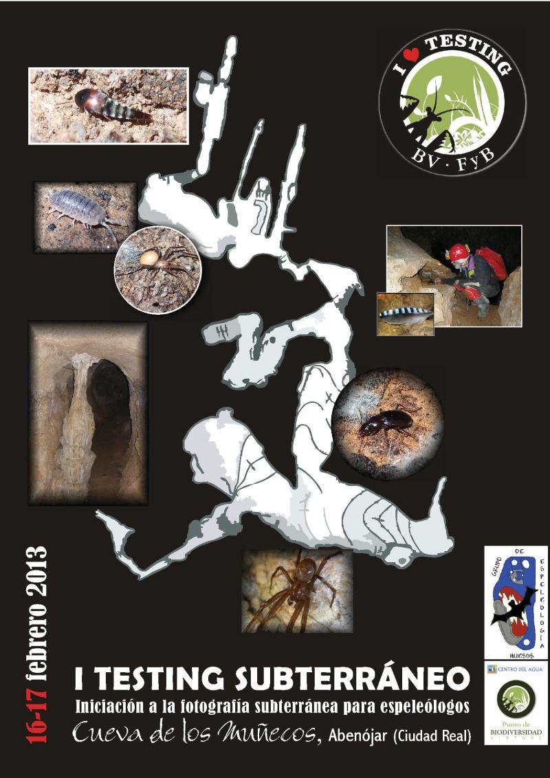 TESTING subterraneo 2013