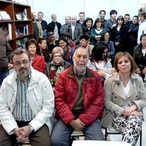 Inauguración de la nueva sede del Grupo de Espeleología Huesos