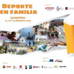 Deporte en familia 2013 en Valdepeñas