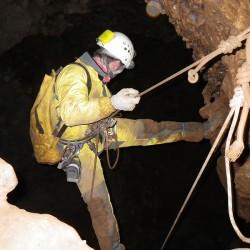 Cueva de Los Chorros. Acceso por Sima Espeleuka