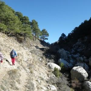 Valle del río Tus – Ruta al Pozo de la bomba desde Tus